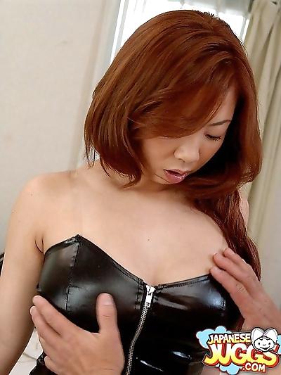 Big tits asian yuki kondo..