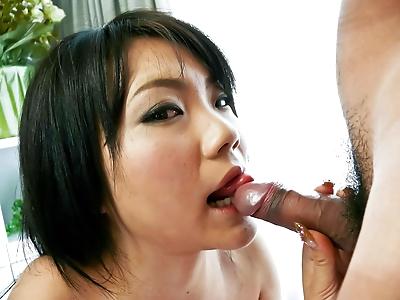 Dripping japanese creampie -..