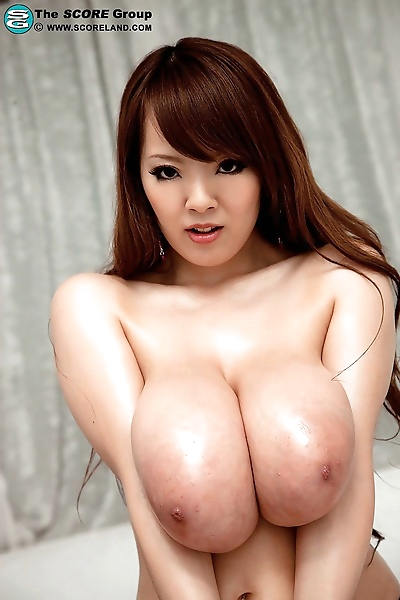 बड़ी Chested japanese..