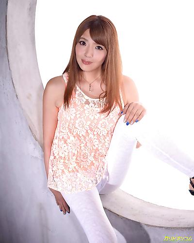 Cute japanese girl tight..