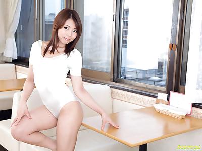 Slender japanese girl..