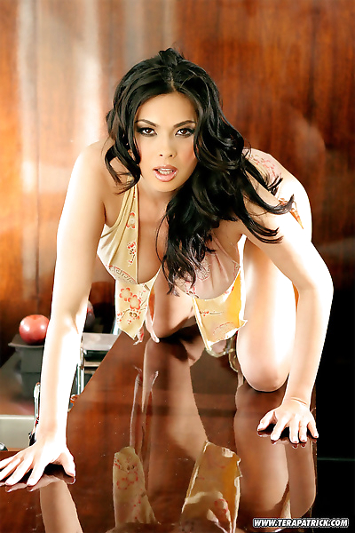 Asian babe Tera Patrick..
