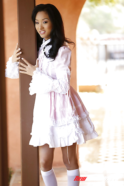 Gorgeous Asian woman Alina..