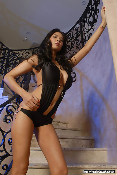 Asian MILF Tera Patrick..
