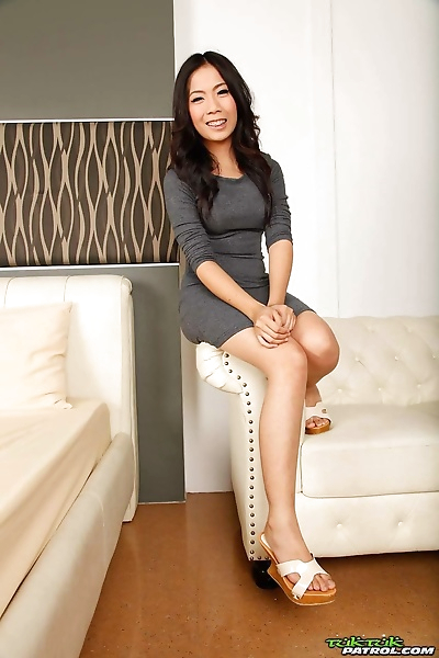 Beautiful petite Asian Nanny..
