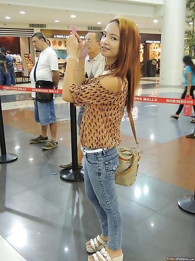 22-year-old Filipina Ayumi..