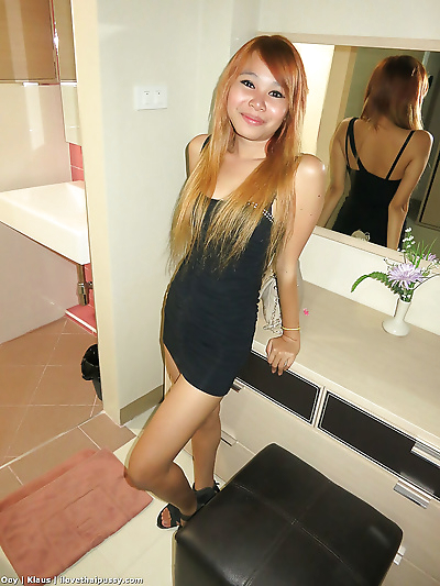 Young looking Thai girl..