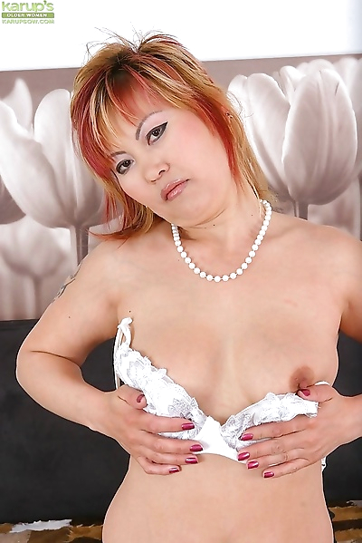 Mature asian mackenzie gets..