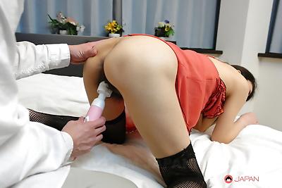 Hot noriko sudo enjoys in..