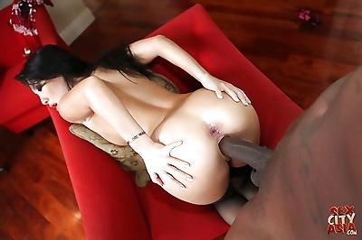 Asian babe asa akira anal..