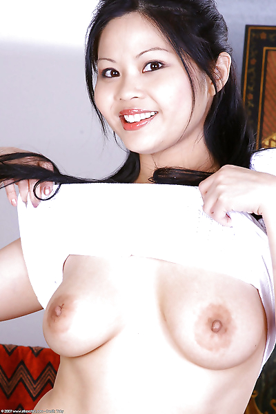 Cute Asian first timer Ayane..