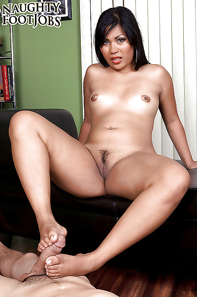 Asian chick with great legs..