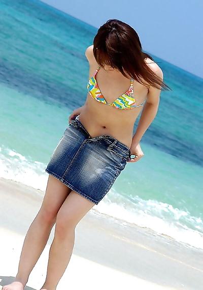 Japanese teen Chikaho Ito..