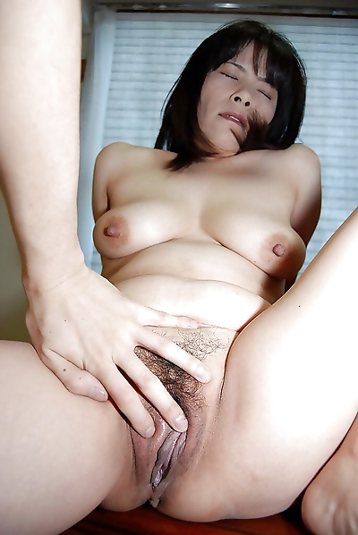 Awesome mature asian with..
