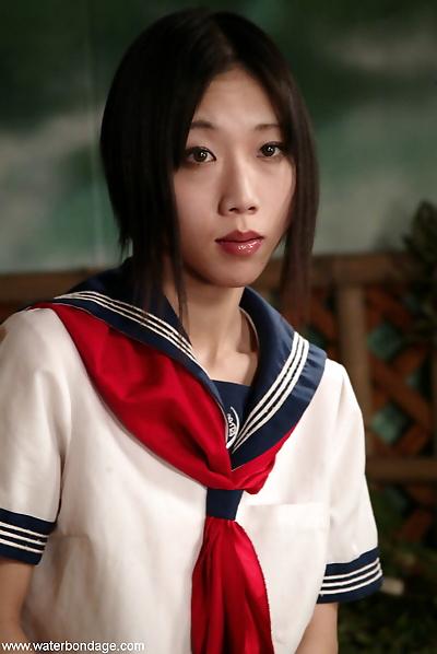 Water Bondage Ageha Asagi-..