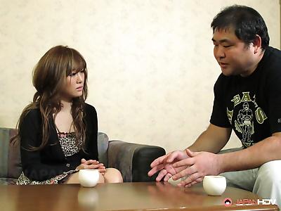 Hikari tsukino gets her twat toyed - part 2662
